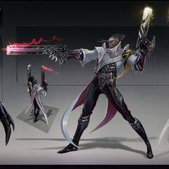 Lucian Concept 4 (by Riot Artist <a href=