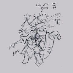 Festive Maokai Update Concept 1 (by Riot Artist <a href=