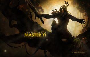Master Yi Kopfjäger-