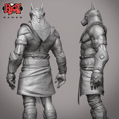 Nasus Call of Power Concept 2 (by Riot Artist <a rel=