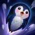 Reisender Pinguin Beschwörersymbol