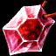 Ruby Crystal item old