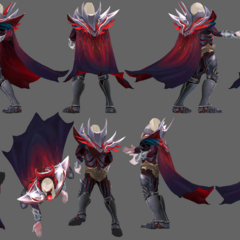 Blood Lord Vladimir Model