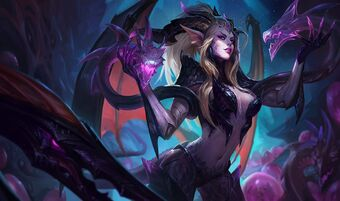 Zyra DragonSorceressSkin
