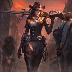Sheriff Caitlyn