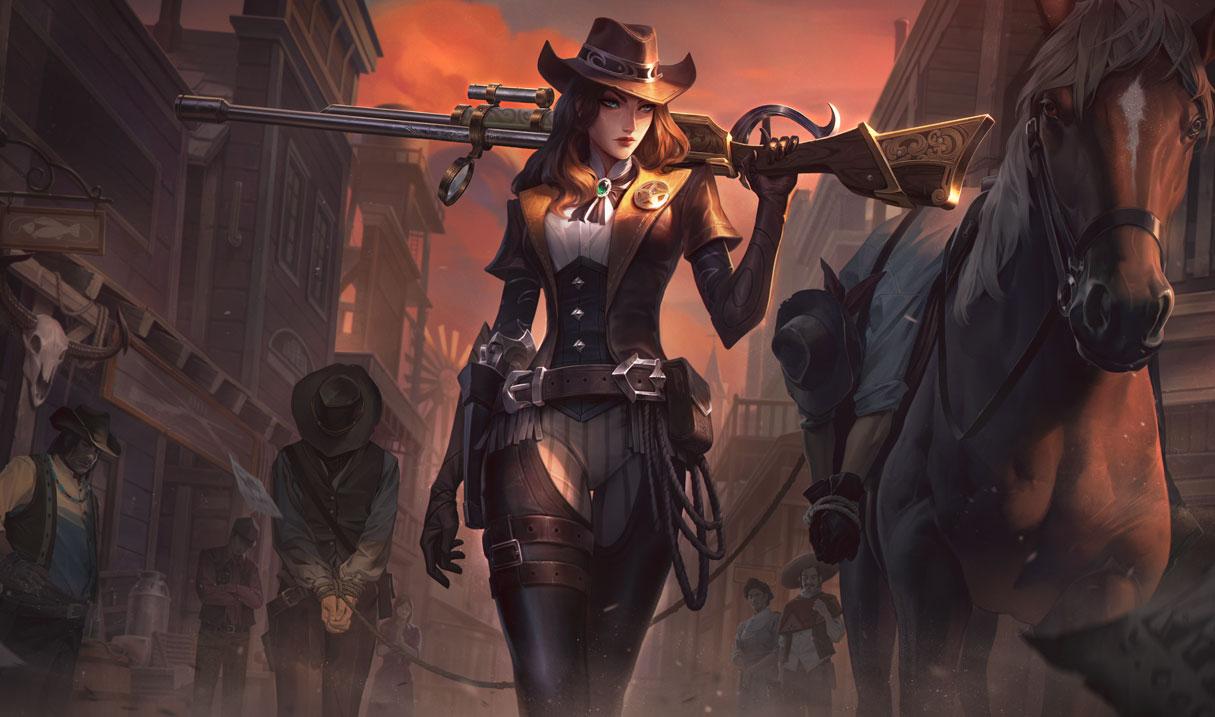 Caitlyn SheriffSkin