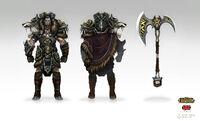 Darius WoadKing Concept 01