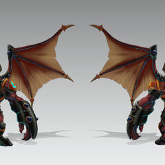 Gatekeeper Galio Concept (by Riot Artist <a href=