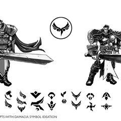 Garen Concept 2 (by Riot Artist <a href=