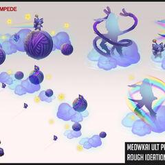 Meowkai Ability Concept 1 (by Riot Artist <a href=