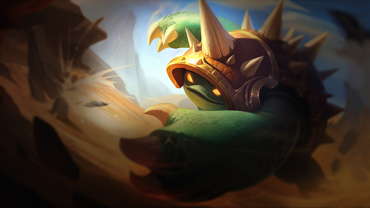 Rammus OriginalCentered
