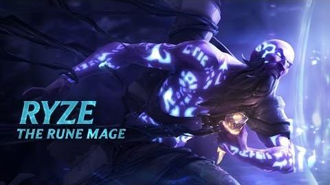 Ryze Champion Spotlight