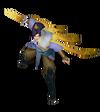 Talon EnduringSword (Catseye)