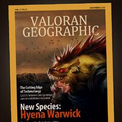 Hyena Warwick Promo