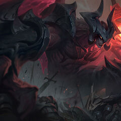 Aatrox Update Splash Concept 4 (by Riot Artist <a href=