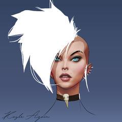 Pentakill Kayle Mortal Reminder Concept 2 (by Riot Artist <a rel=