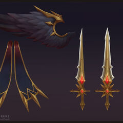 Iron Inquisitor Kayle Update Model 10 (by Riot Artist <a rel=