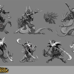 Kled Concept 10 (by Riot Artist <a href=