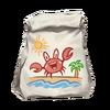 Pool Party Crab Bag