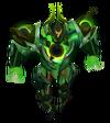 Xerath Sternenvernichter-Xerath (Smaragd) M