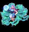 Ahri KDAALLOUT (Aquamarine)