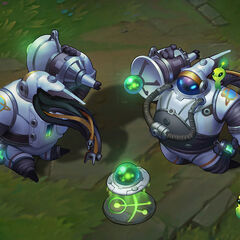 Astronaut Bard Concept 1 (by Riot Contracted Artists <a href=
