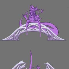 Spirit Blossom Cassiopeia Concept 2 (by Riot Artist <a href=