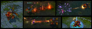 Corki Dragonwing Screenshot