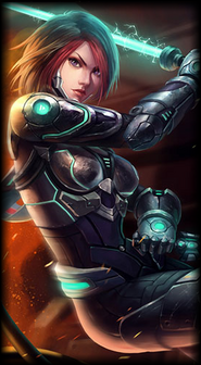 Emptylord Fiora PROJECT