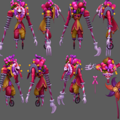 Surprise Party Fiddlesticks Update Model