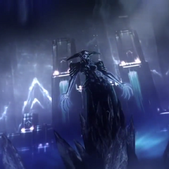 Lissandra and the Frostguard Citadel