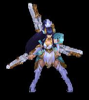 Irelia Himmlisches Schwert Irelia M