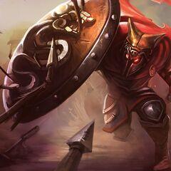 1st Glaive Warrior Pantheon