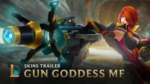 She's Come to Collect Gun Goddess Miss Fortune Ultimate Skin Trailer - League of Legends