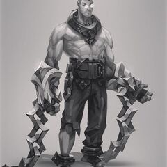 Sylas Concept 14 (by Riot Artist <a href=