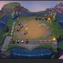 Teamfight Tactics Arena Concept 5 (by Riot Artist <a href=