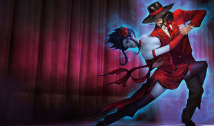 Twisted Fate TangoSkin