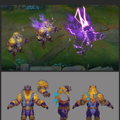 El Rayo Volibear Update Concept 2 (by Riot Artist <a rel=