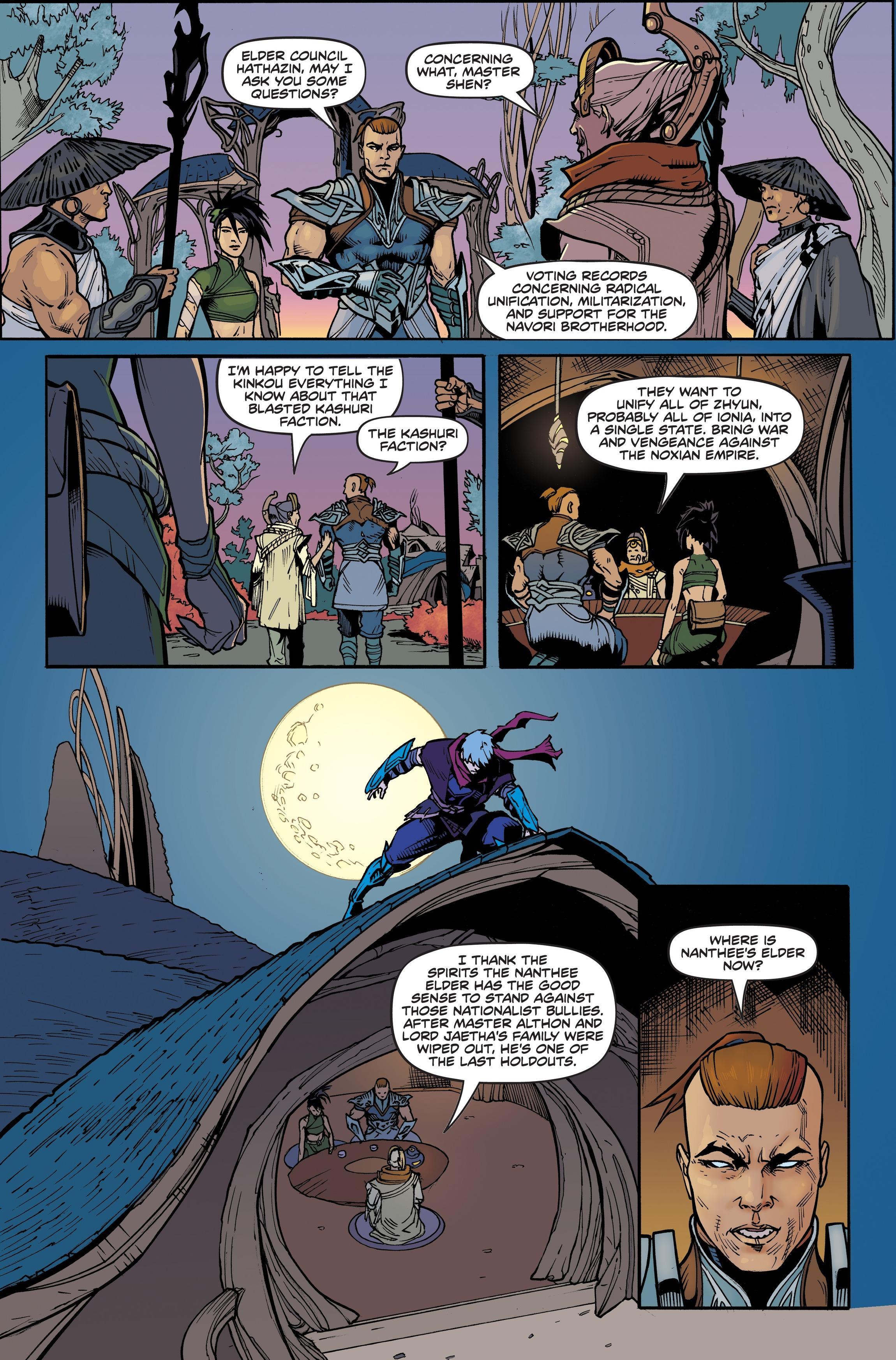 Zed Comic 3 pr20