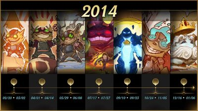 Featured Game Modes 2014
