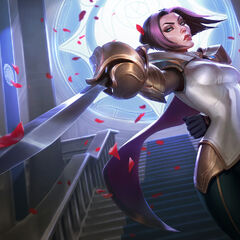 Fiora Update Splash Concept 1 (by Riot Artist <a href=