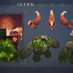 Ivern Model 7 (by Riot Artist <a href=