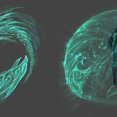 Irelia Awaken Concept 3 (by Riot Artist <a href=