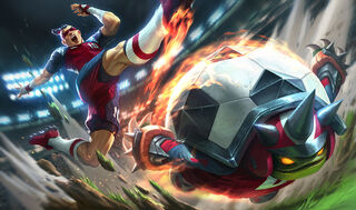 Lee Sin PlaymakerSkin