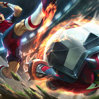 Playmaker Lee Sin and Sweeper Rammus