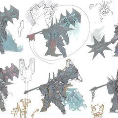 Mordekaiser Update Concept 9 (by Riot Artist <a href=