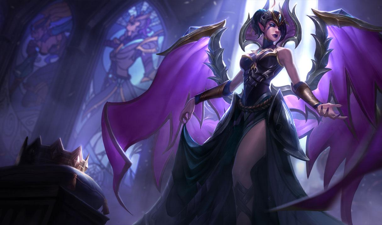 Morgana Siegreiche Morgana S