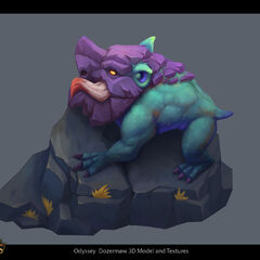 Odyssey Dozermaw Concept 1 (by Riot Artist <a rel=