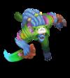 Rengar Kuschelkätzchen Rengar (Smaragd) M