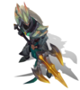 Xin Zhao Drachentöter-Xin Zhao (Obsidian) M